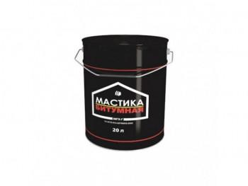 Мастика битумная МГХ-Г (18 кг)