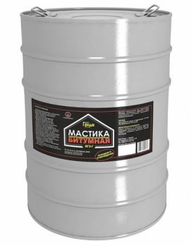 Мастика битумная МГХ-Г (45 кг)