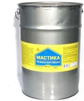 Мастика битумная МГХ-Т (45 кг)