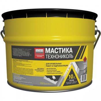 Мастика защитная алюминиевая ТЕХНОНИКОЛЬ № 57 (10 кг)