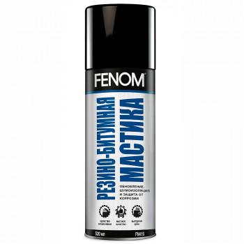 Резино-битумная мастика FENOM (0,5 кг)