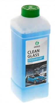 Средство для очистки стекол и зеркал «Clean glass» GRASS (1 литр)