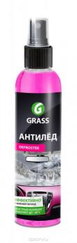Средство для размораживания стекол и замков «Defroster» GRASS (250 мл)