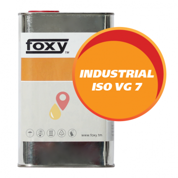 Масло INDUSTRIAL ISO VG 7 FOXY (1 литр)