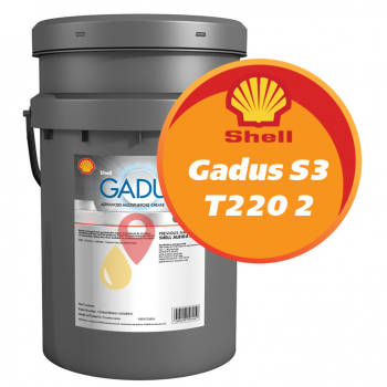 Shell Gadus S3 T220 2 (18 кг)