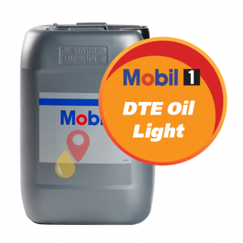 Mobil DTE Oil Light (20 литров)