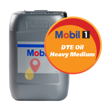 Mobil DTE Oil Heavy Medium (20 литров)