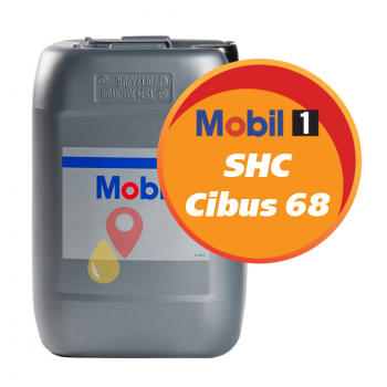 Mobil SHC Cibus 68 (20 литров)