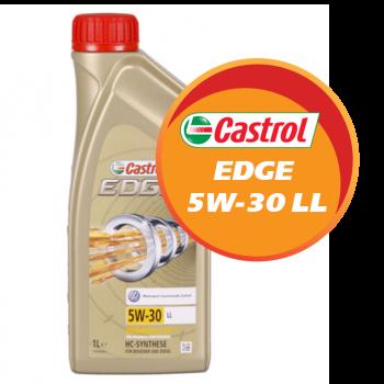 Castrol EDGE 5W-30 LL (1 литр)