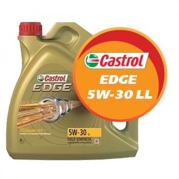 Castrol EDGE 5W-30 LL (4 литра)