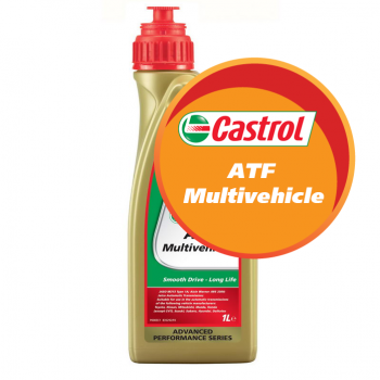 Castrol ATF Multivehicle (1 литр)