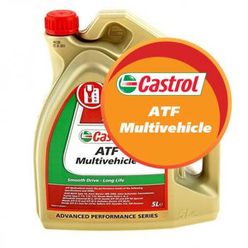 Castrol ATF Multivehicle (5 литров)