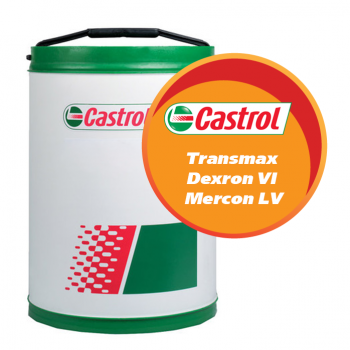 Castrol Transmax Dexron VI Mercon LV (60 литров)