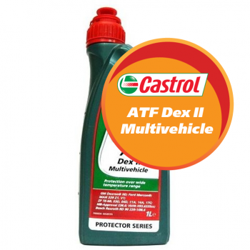 Castrol ATF Dex II Multivehicle (1 литр)