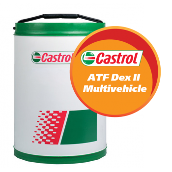 Castrol ATF Dex II Multivehicle (60 литров)