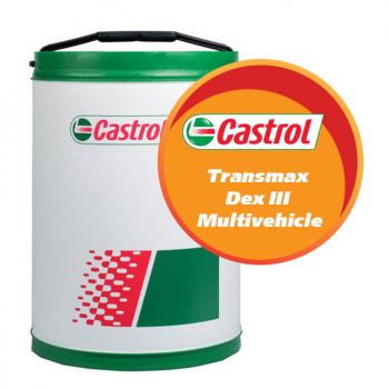 Castrol Transmax Dex III Multivehicle (60 литров)