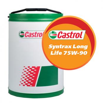 Castrol Syntrax Long Life 75W-90 (20 литров)