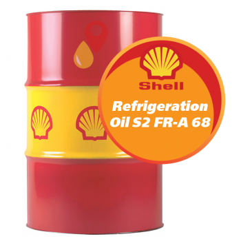 Shell Refrigeration Oil S2 FR-A 68 (209 литров)