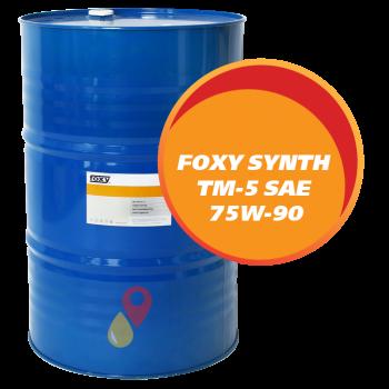 FOXY SYNTH ТМ-5 SAE 75W-90 (216,5 литров)