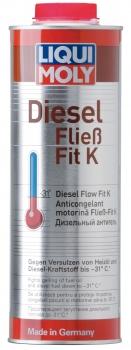 Дизельный антигель Liqui Moly Diesel Fliess-Fit (1 литр)