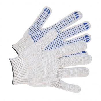 Перчатки хб с ПВХ 10 класс 5 нитей
